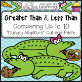 Greater Than and Less Than (Up to 10)