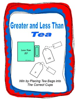 Greater and Less Than Tea