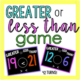 Greater or Less Than Game