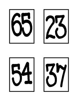 Greater or Less Than  - Math Craft Fun