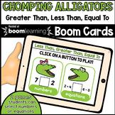Greater than Less Than BOOM cards | Digital NO-PREP | Dist