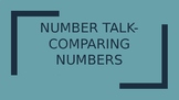 Greater than, Less Than Powerpoint (number talk)