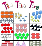 Greater than Less than game: Tic Tac Toe