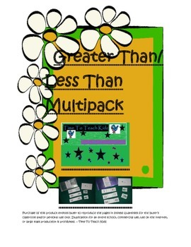 Greater than less than TWO GAME MULTIPACK- digital download
