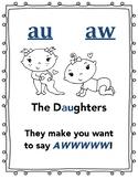 Aw Au Poster