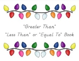 Greater/Less Than Equal to Book