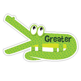 Greater/Less Than Gator Tools
