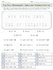 "Greatest Common Factor (GCF) Fun Fact Worksheet / ""Riddle"""