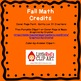 Halloween Math Activities Greatest Common Factor GCF Color by Number & Maze