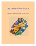 Greatest Common Factor Readers Theatre Script