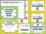 Greatest Common Factor Scoot Bundle!