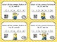 Greatest Common Factor Task Cards with QR Codes