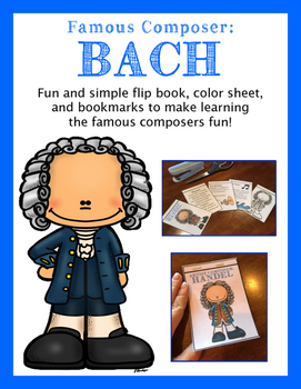 Greatest Composer Activities: Bach