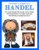 Greatest Composer Activities:  Handel