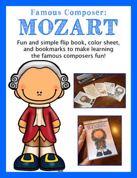 Greatest Composer Activities: Mozart