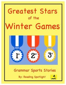 Grammar Sports Stories: Greatest Stars of the Winter Olympics