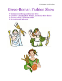 Greco-Roman Fashion Show