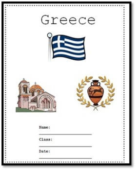 Greece A Research Project