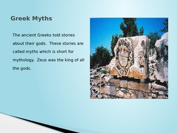 Greece Birthplace of Western Civilization