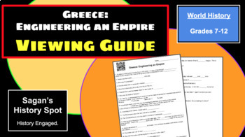 Greece: Engineering an Empire Video Guide