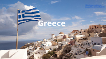 Greece- Geographic Overview
