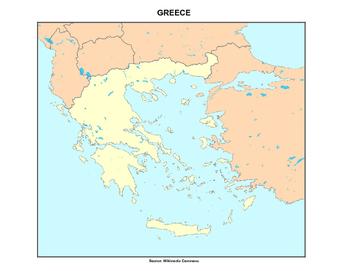 Greece Geography Quiz