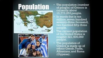Greece PowerPoint