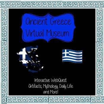 Greece WebQuest