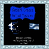 Ancient Greece Virtual Museum WebQuest! Rubric Included