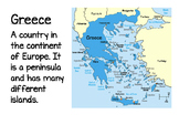 Greece and Government Word Wall