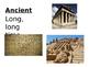 Greece and Government Word Wall- Editable