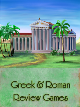 Greece and Rome Review Games