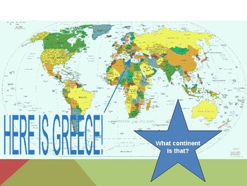 Greece's Geography