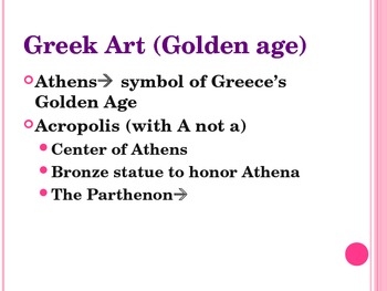 Greece's Golden and Hellenistic Age