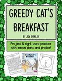 Greedy Cat's Breakfast Activity