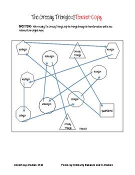 Greedy Triangle Worksheet 2