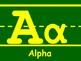 Greek Alphabet Handwriting Chart