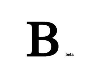 Greek Alphabet Sheets, Upper Case