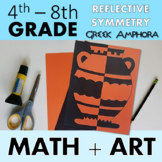 Greek Amphora - An Art Lesson on Red and Black Figure Pottery