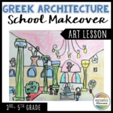 Greek Architecture School Makeover: Re-Design Your School in the Greek Style