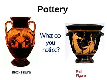 Greek Art lesson Powerpoint
