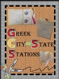 Greek City-State Stations Project
