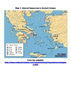 Greek City-State Trading Activity