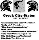Greek City-States Unit Bundle