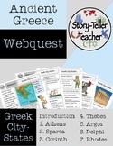 Greek City-States Webquest (Athens, Sparta, Corinth, Thebes, etc)