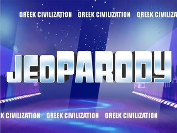 Greek Civilization - JeoParody