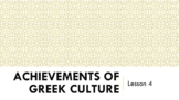Greek Culture - Ancient Greece - Google Drive - Distance Learning