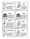 Greek Democracy Role Cards