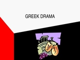 Greek Drama - Introduction to the Theater of Ancient Greec