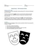 Greek Drama Packet